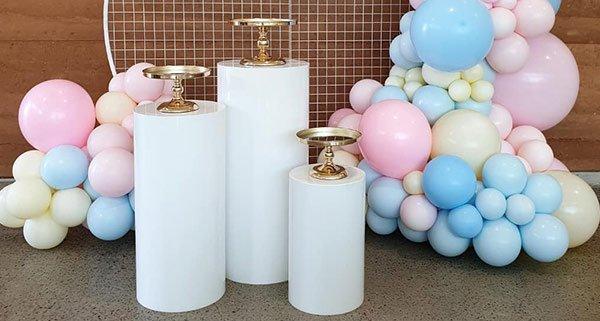 Cylinder pinth