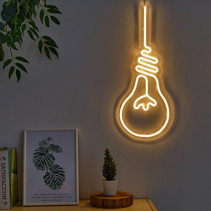 custom neon lights for room