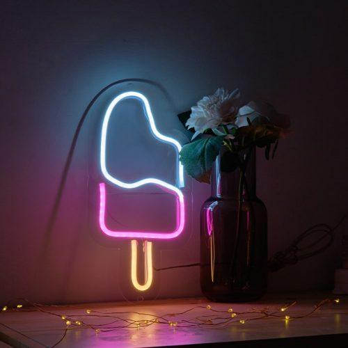 neon light signs custom