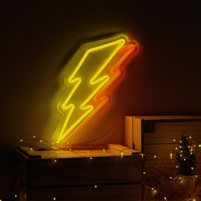 neon desk lamps