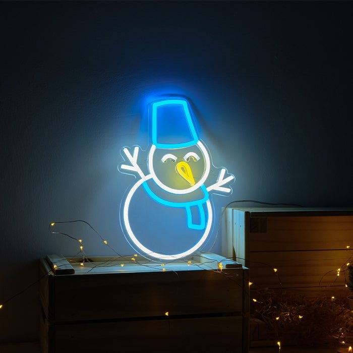neon table lamps