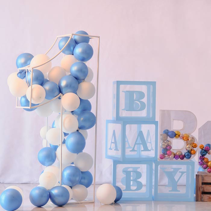 balloon box for party