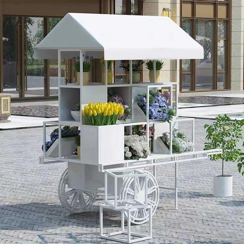 Floral cart