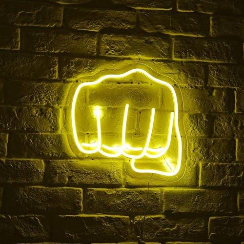 custom neon sign