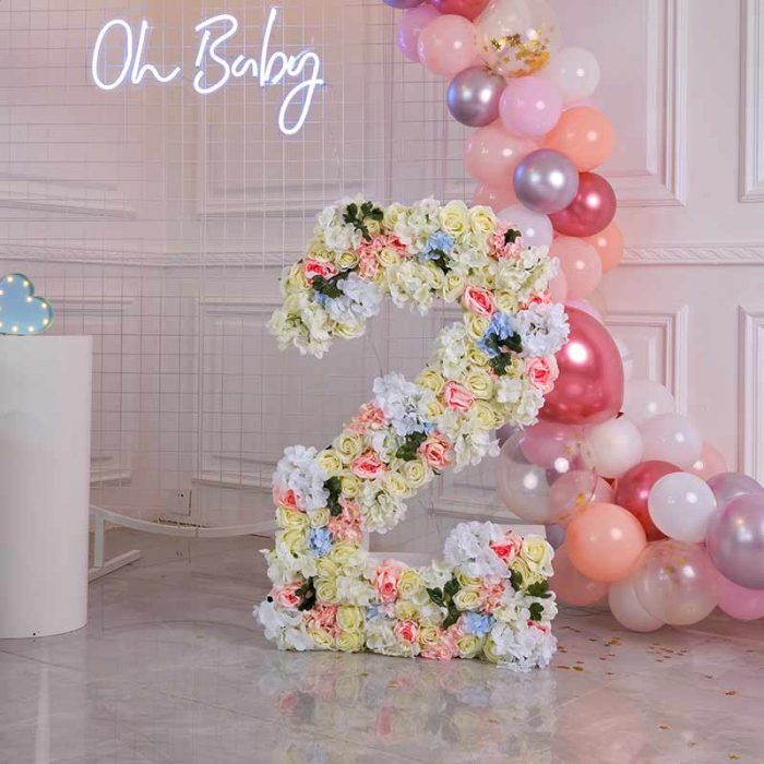 party floral number
