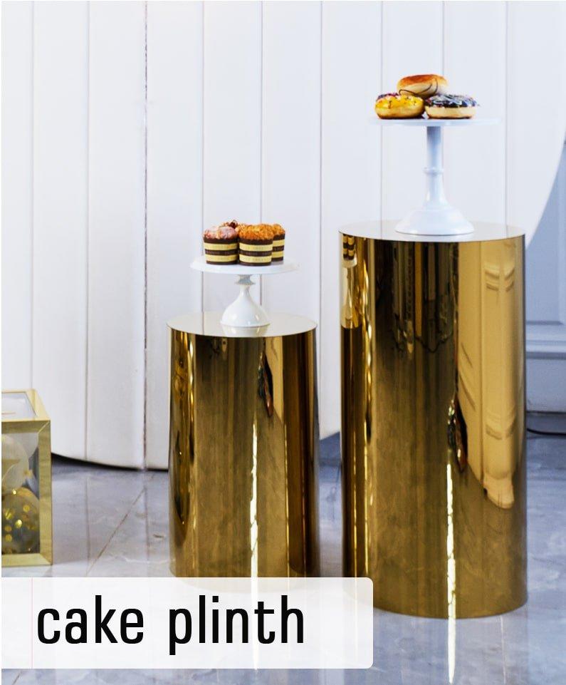 cake plinth