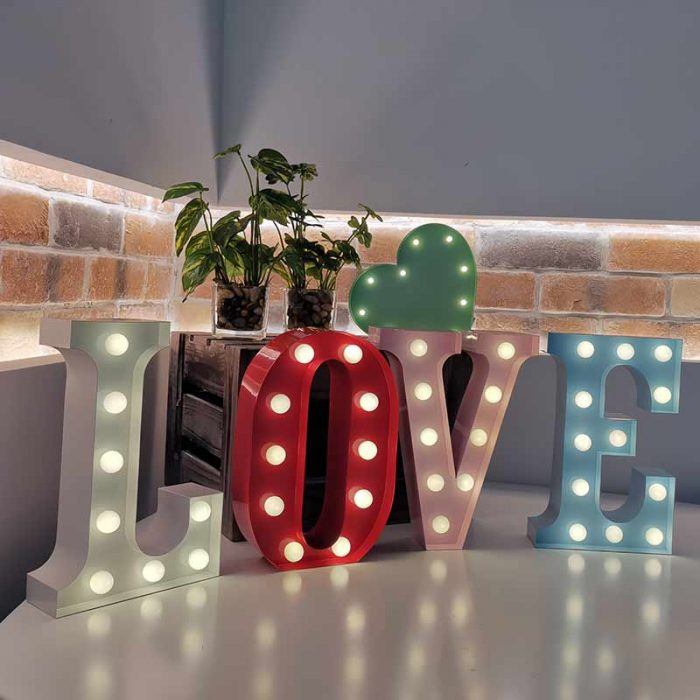 love letter light