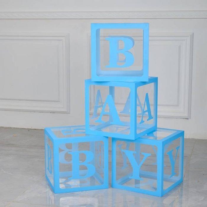 baby balloon box