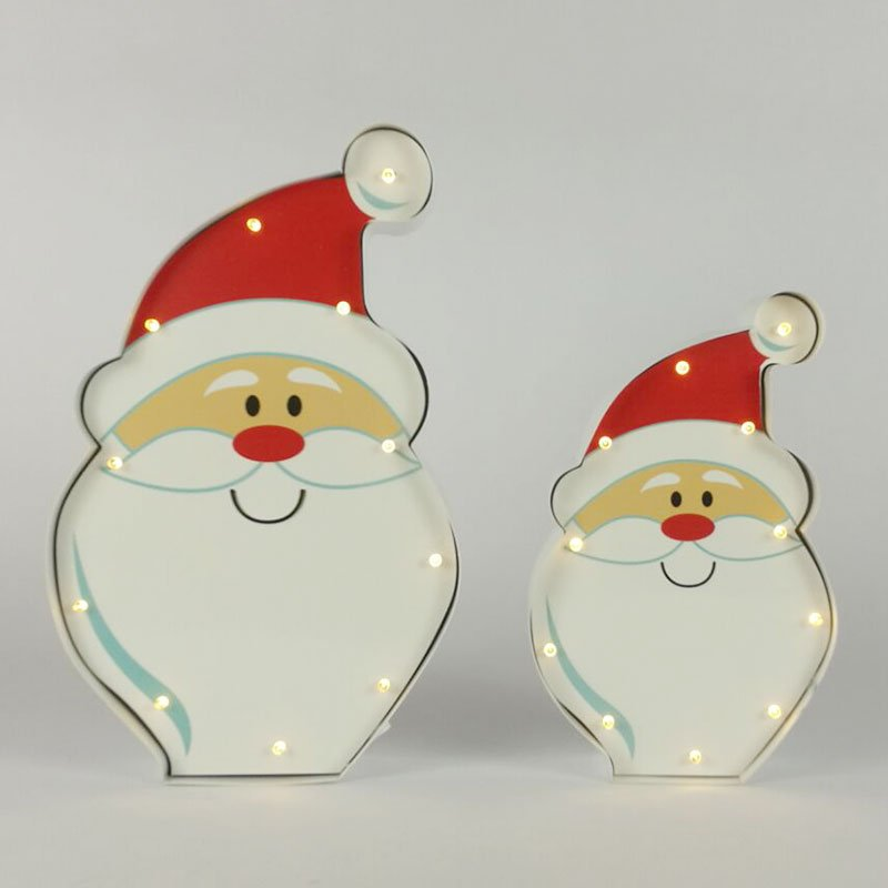 christmas marquee lights