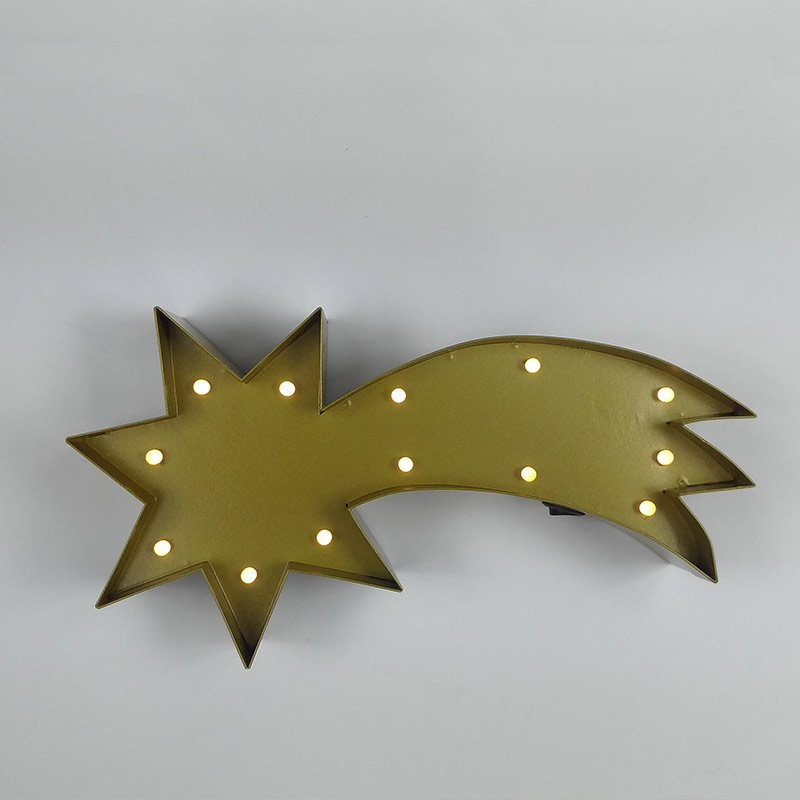 star marquee lamp