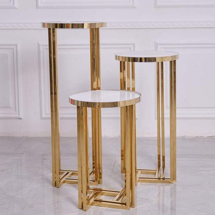 cylinder pedestal