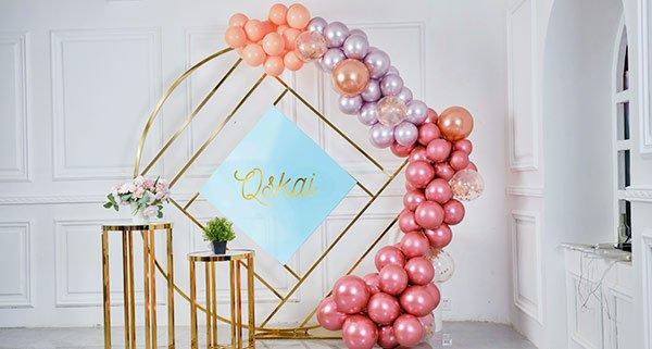 wedding Arch backdrop